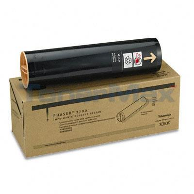 XEROX PHASER 7700 TONER CARTRIDGE BLACK 12K